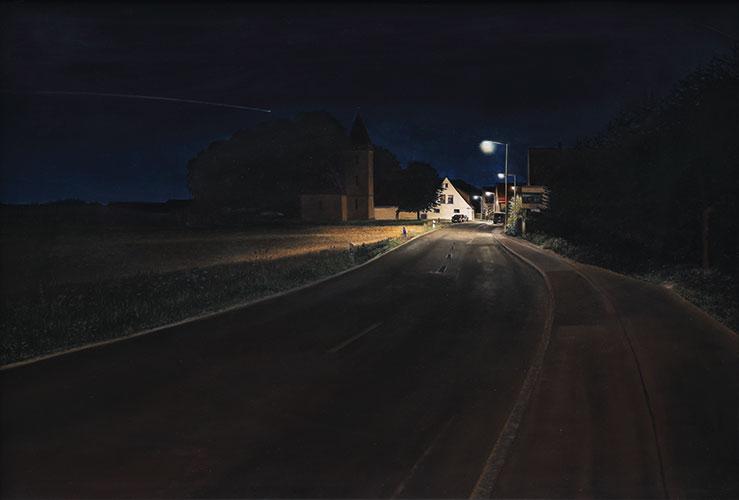 2015  Auf nach Reutles65 x 96 cmÖl auf Holz